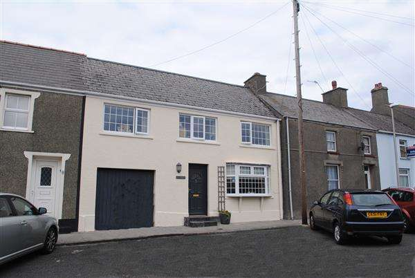 4 Bedrooms Terraced House for sale in Slate House, 7 East Back, Pembroke