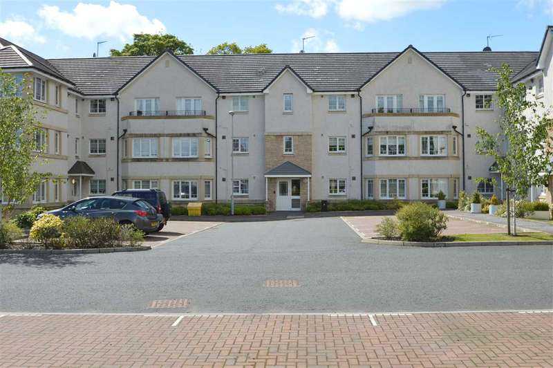 2 Bedrooms Apartment Flat for sale in Dalzell Drive, Motherwell