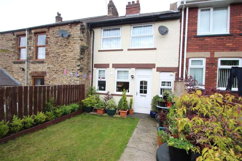 3 Bedrooms Terraced House for sale in North View, Blackhill, Consett