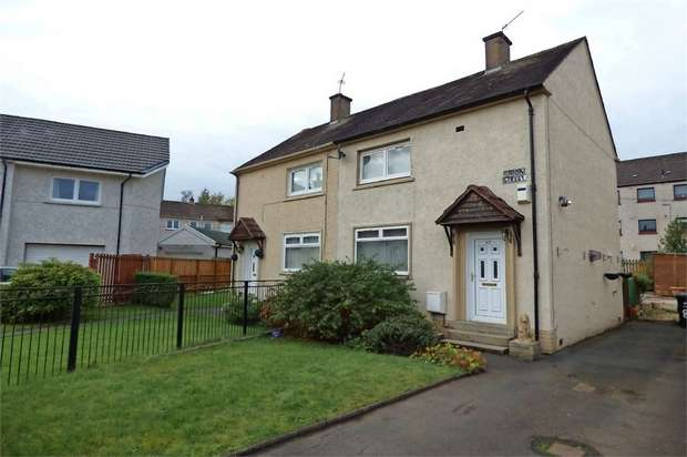 2 Bedrooms Semi Detached House for sale in Union Street, Motherwell, North Lanarkshire