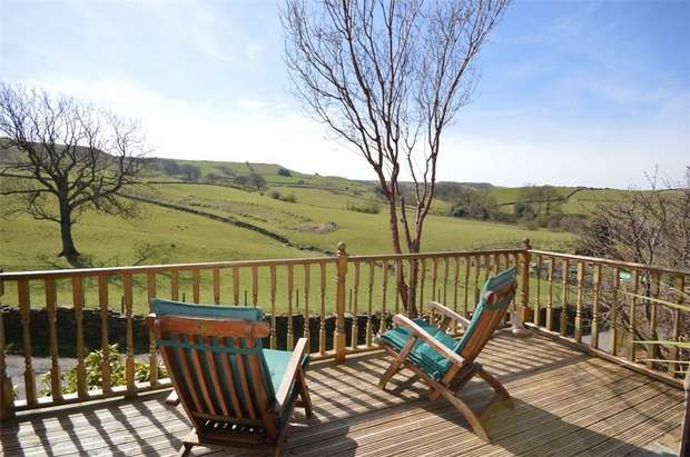 4 Bedrooms Detached House for sale in Snug Lane, Hepworth, HOLMFIRTH, West Yorkshire