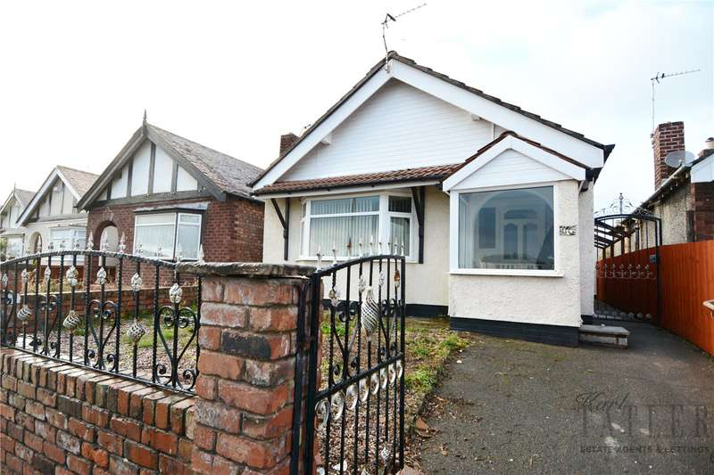 2 Bedrooms Detached Bungalow for sale in Douglas Drive, Moreton, Wirral