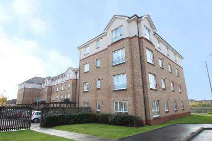 2 Bedrooms Flat for sale in Bulldale Place, Yoker, Glasgow