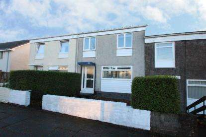 2 Bedrooms Terraced House for sale in Waverley Drive, Glenrothes