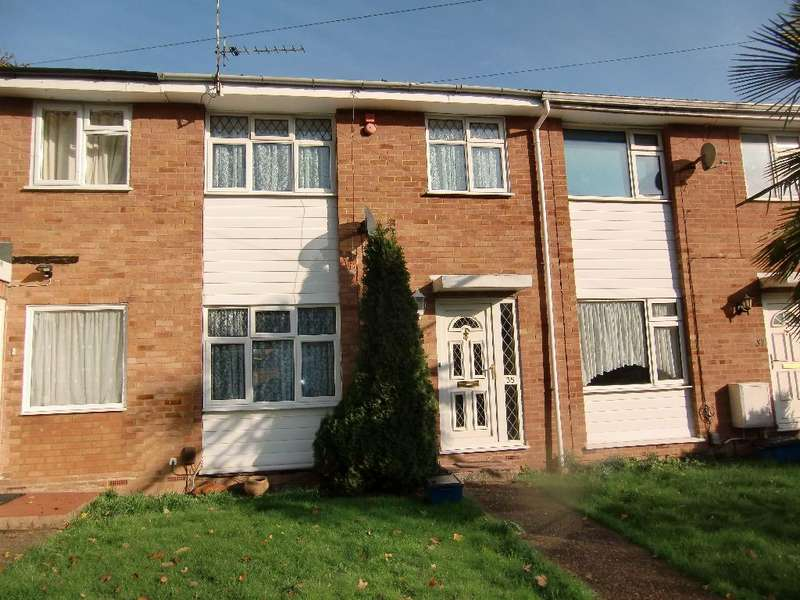 3 Bedrooms Terraced House for sale in Peregrine Close, Watford, Herts, WD25