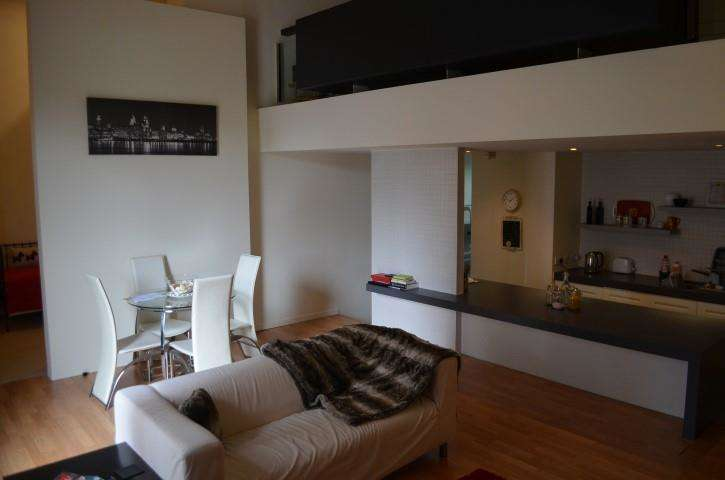2 Bedrooms Apartment Flat for sale in Shaw Street, Liverpool, L6