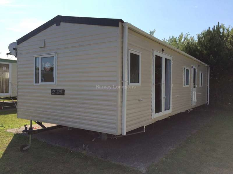 2 Bedrooms Caravan Mobile Home for sale in Broadland Sands Holiday Park, Coast Road, Corton, Lowestoft