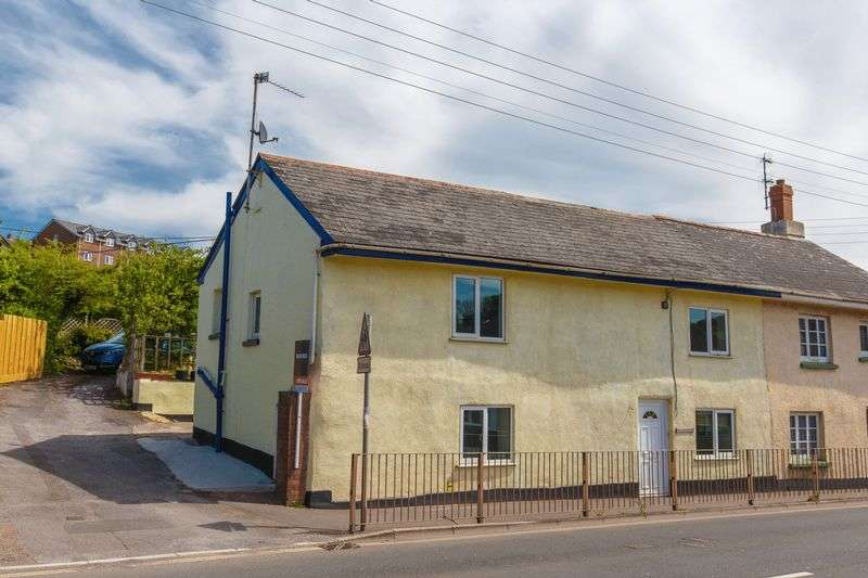 4 Bedrooms Semi Detached House for sale in Western Road, Crediton