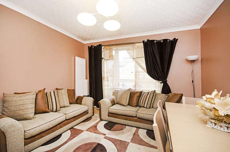 1 Bedroom Flat for sale in Cecilia Road, Dalston, E8