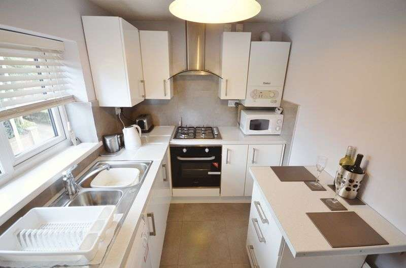 1 Bedroom Flat for sale in Flat 2, Eccleston Lodge, Raikes Road, Great Eccleston Lancs PR3 0ZA