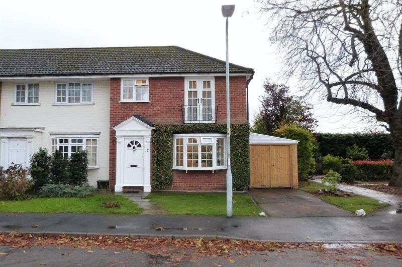 3 Bedrooms Terraced House for sale in Lime Close, Syston