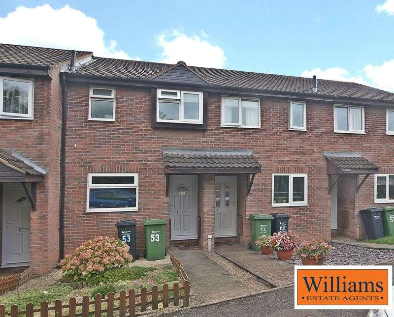 2 Bedrooms Terraced House for sale in Gladstone Drive, Hereford