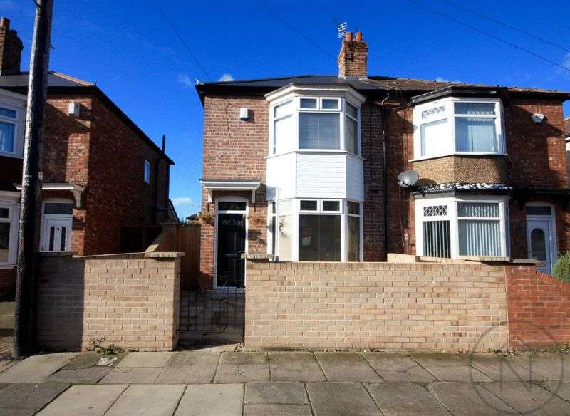 2 Bedrooms Semi Detached House for sale in Park Lane, Darlington