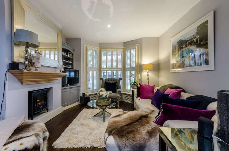 5 Bedrooms House for sale in Letterstone Road, Fulham, SW6