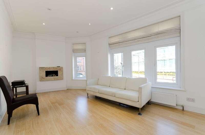 3 Bedrooms Maisonette Flat for sale in Fulham Road, Bishop's Park, SW6