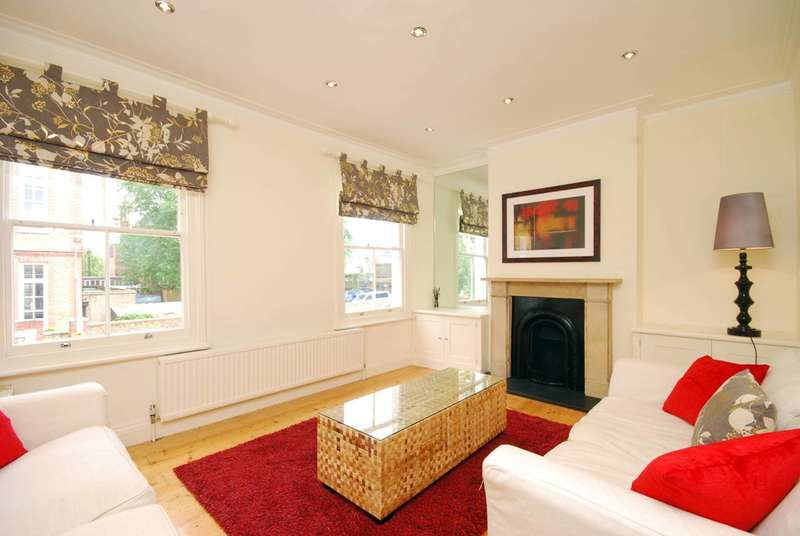 1 Bedroom Flat for sale in Gilstead Road, Sands End, SW6