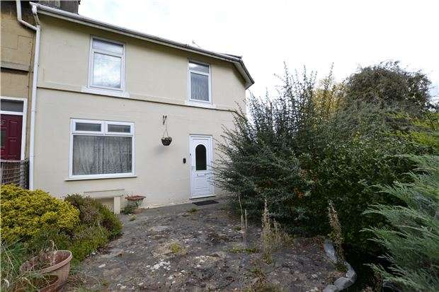 2 Bedrooms Terraced House for sale in Denmark Road, BATH, BA2 3RE