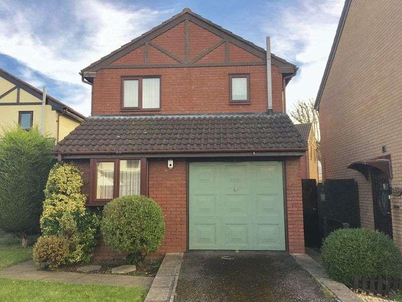 3 Bedrooms Detached House for sale in School Walk, Bristol