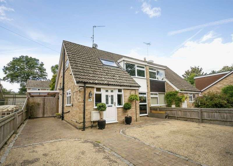 3 Bedrooms Semi Detached House for sale in Padworth Road, Burghfield Common