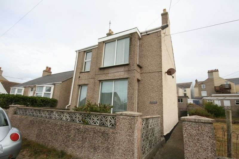 4 Bedrooms Detached House for sale in Rhosneigr, Anglesey