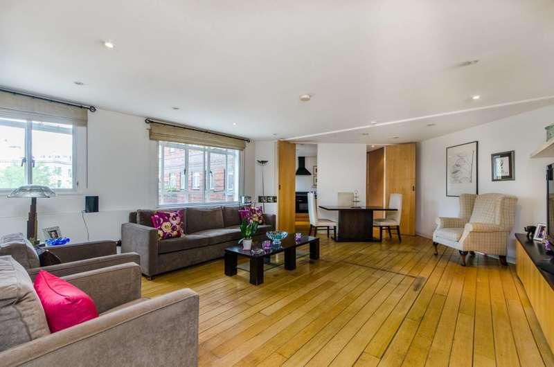 2 Bedrooms Flat for sale in Cheltenham Terrace, Chelsea, SW3