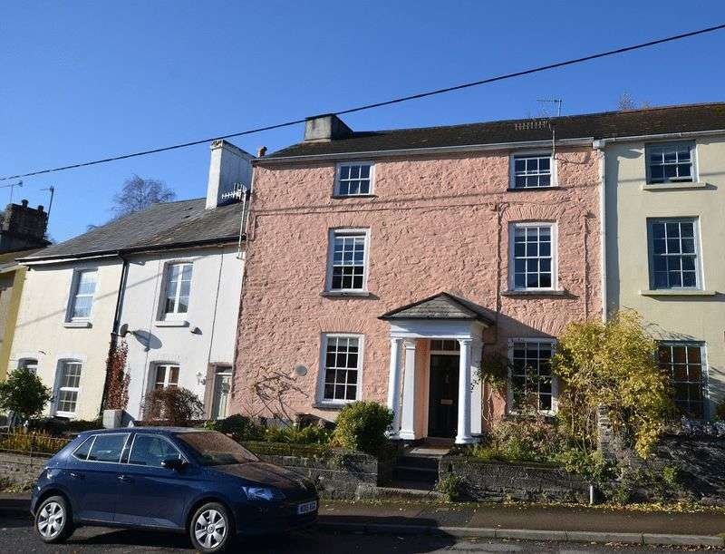 4 Bedrooms Terraced House for sale in Bannawell Street, Tavistock