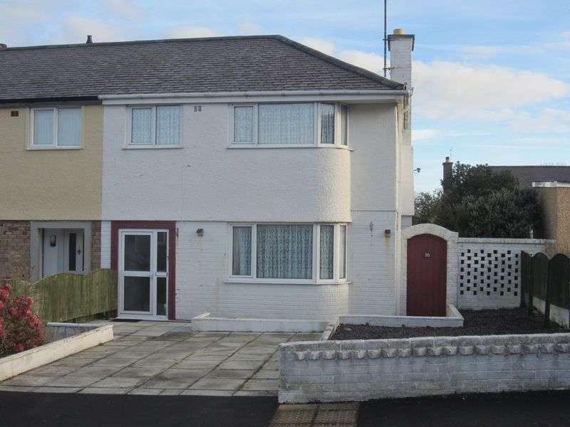 3 Bedrooms Terraced House for sale in Maes Llwyn, Amlwch