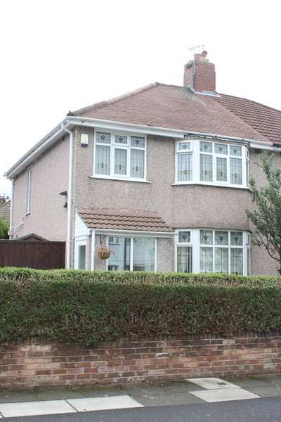 3 Bedrooms Semi Detached House for sale in Orton Road, Liverpool, Merseyside, L16