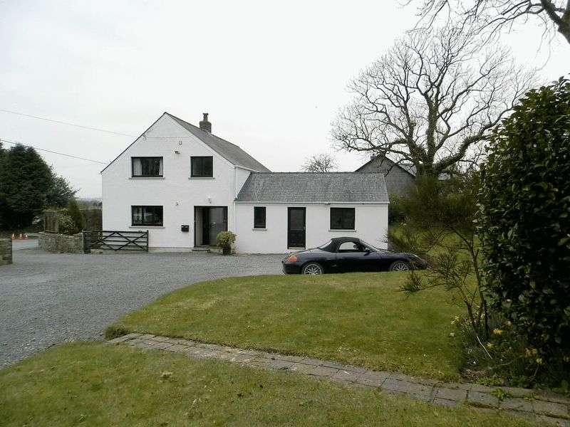 3 Bedrooms Detached House for sale in Glynarthen, Nr Rhydlewis