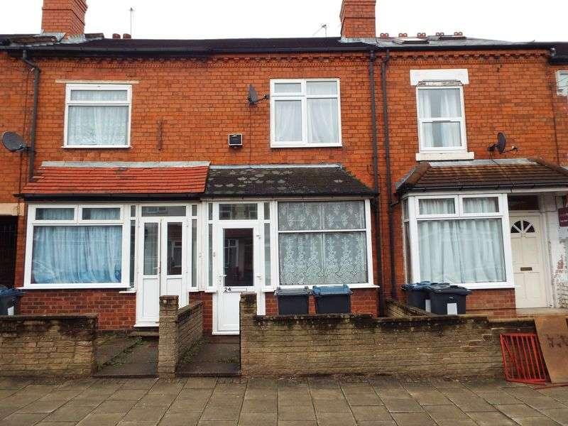3 Bedrooms Terraced House for sale in Milner Road, Selly Oak, Birmingham, B29 7RQ