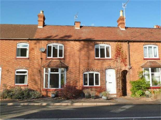 3 Bedrooms Terraced House for sale in Evesham Road, Salford Priors, Evesham, Warwickshire