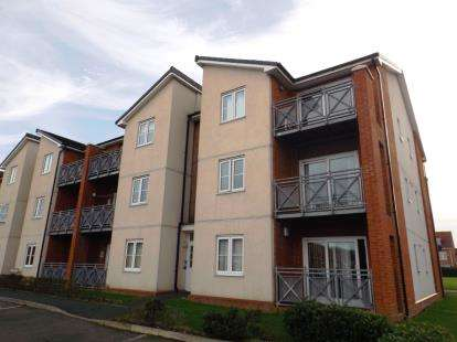 1 Bedroom Flat for sale in Clough Close, Middlesbrough, North Yorkshire