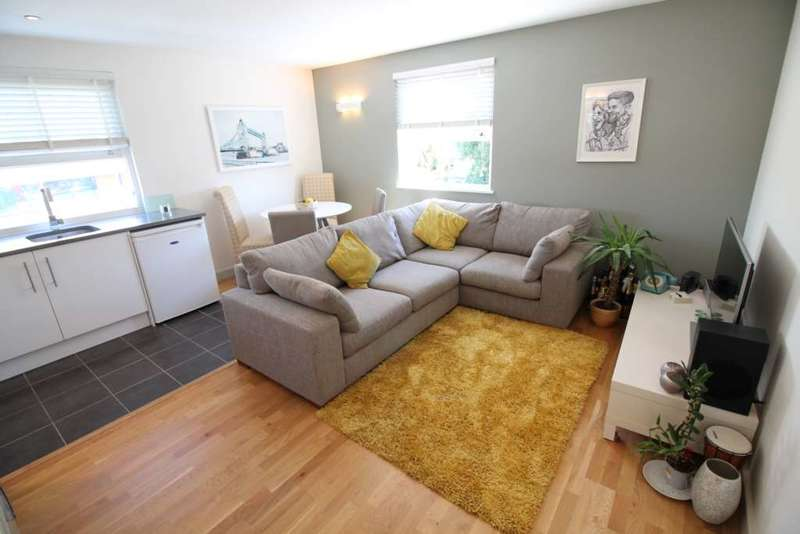 1 Bedroom Apartment Flat for sale in Bridge House, Brentford
