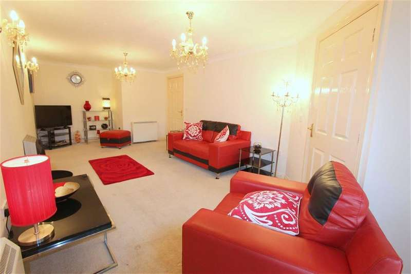 1 Bedroom Property for sale in Kings Road, Lytham St Annes, Lancashire