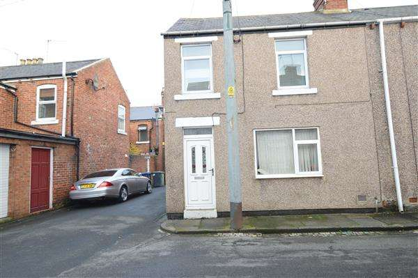 3 Bedrooms Semi Detached House for sale in Albert Street, Chester-Le-Street