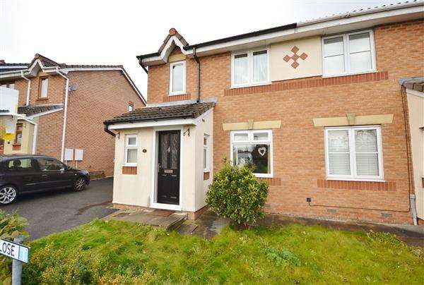 3 Bedrooms Semi Detached House for sale in Maplewood Close, Chorley, Chorley
