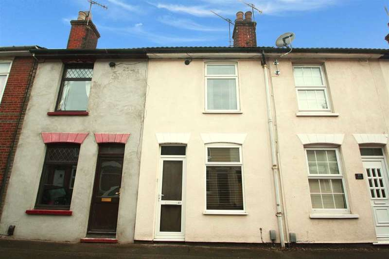2 Bedrooms Terraced House for sale in Turin Street, Ipswich