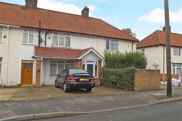 5 Bedrooms End Of Terrace House for sale in Minet Drive, Hayes, Greater London