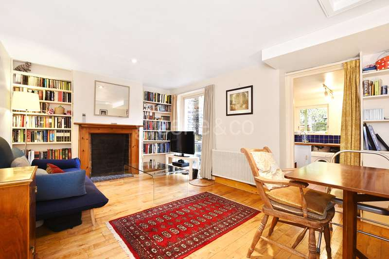 1 Bedroom House for sale in Green Lanes, London, N16