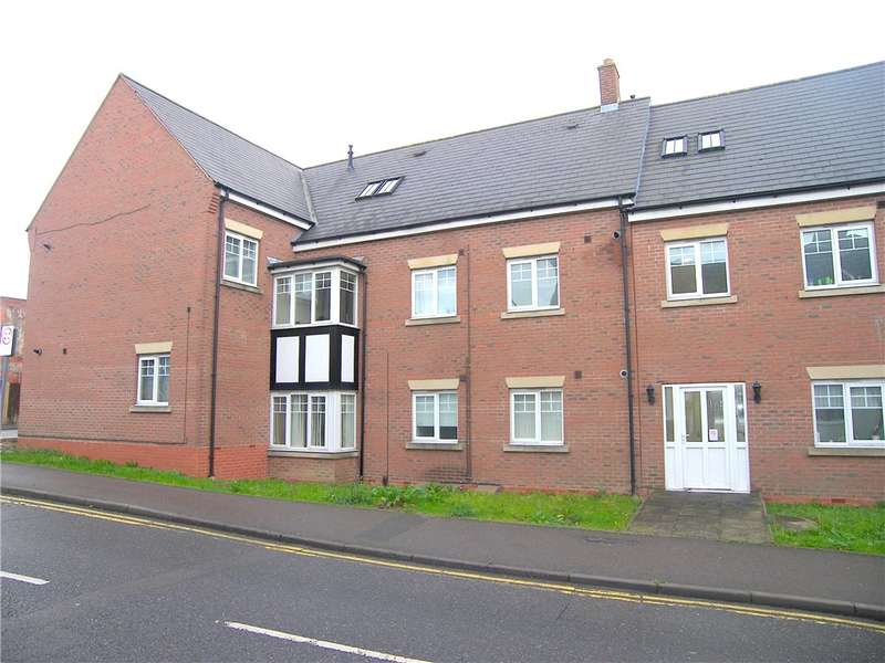 2 Bedrooms Flat for sale in The Tudors, South Normanton, Derbyshire, DE55
