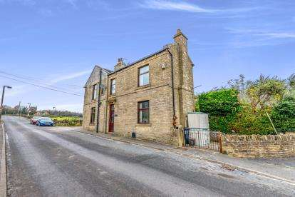 2 Bedrooms Semi Detached House for sale in Green Lane, Bradshaw, Halifax, West Yorkshire