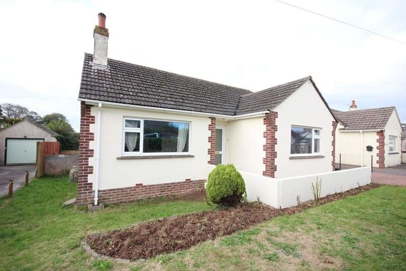 2 Bedrooms Detached Bungalow for sale in Court Gate Close, Ipplepen