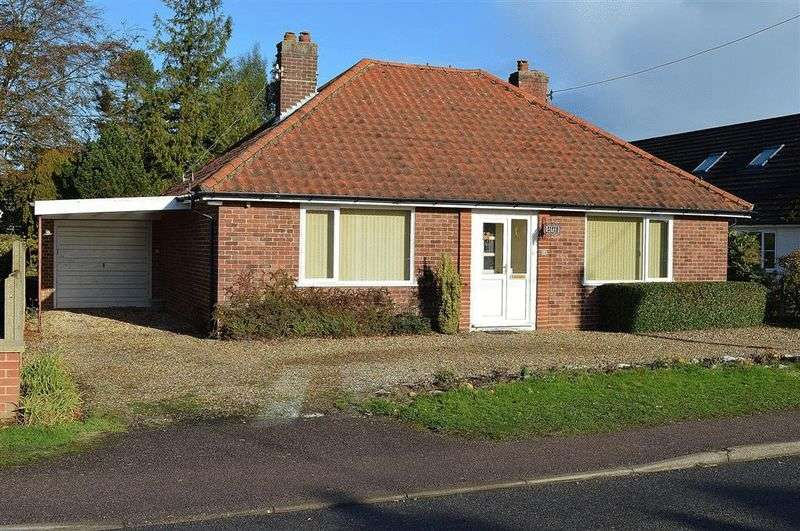 2 Bedrooms Detached Bungalow for sale in Monkhams Drive Watton