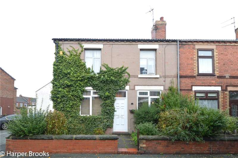 3 Bedrooms End Of Terrace House for sale in South Parade, Weston Point, Runcorn, WA7