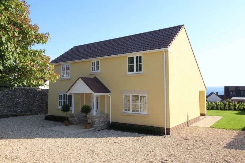 4 Bedrooms Detached House for sale in Bay Tree House, Crimchard, Chard