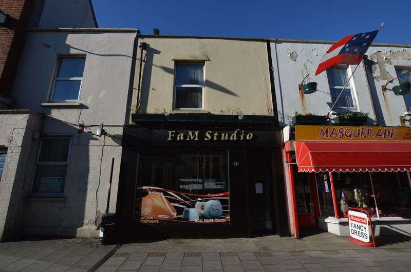 1 Bedroom Property for sale in Orchard Street, Weston-Super-Mare