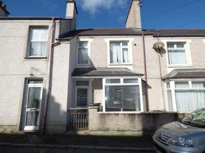 3 Bedrooms Terraced House for sale in Ucheldre Avenue, Holyhead, Sir Ynys Mon, LL65