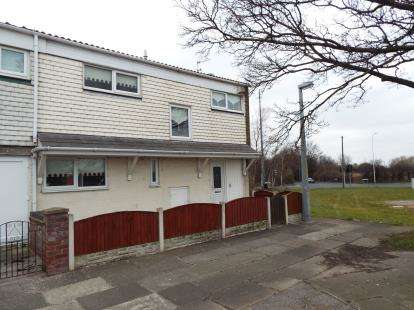 3 Bedrooms End Of Terrace House for sale in Maypole Court, Bootle, Merseyside, L30