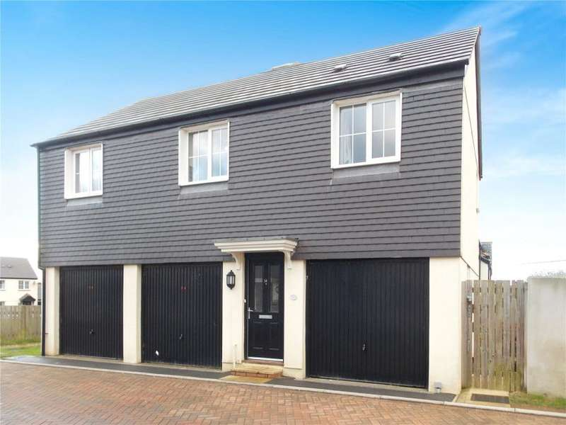 1 Bedroom Flat for sale in Truthan View, Trispen, Truro