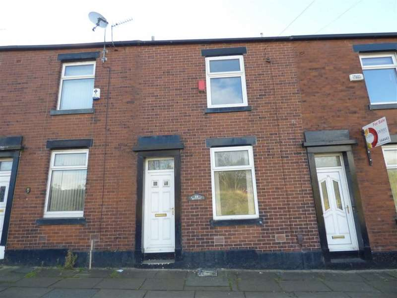 2 Bedrooms Property for sale in Bentley Street, Shawclough, Rochdale, Lancashire, OL12